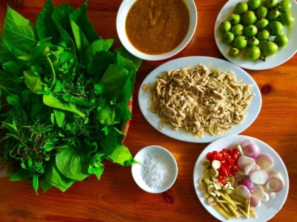 How special is Ninh Binh fish salad that makes diners fall in love?  2