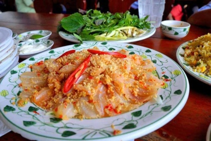 How special is Ninh Binh fish salad that makes diners fall in love?  3